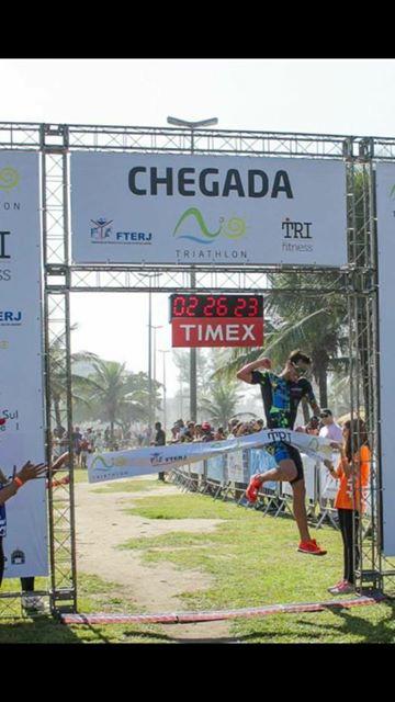 Triathlon: Fernando Toldi