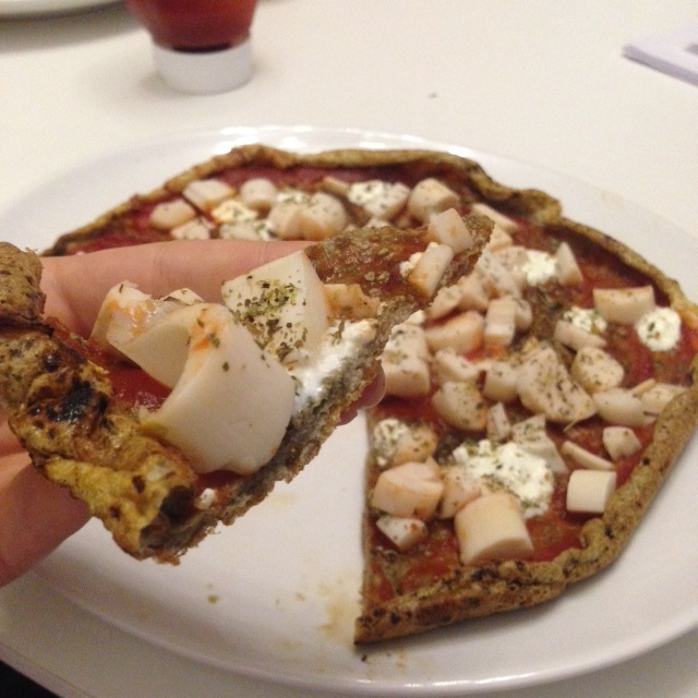 Pizza Proteica – sem carboidrato e semgordura